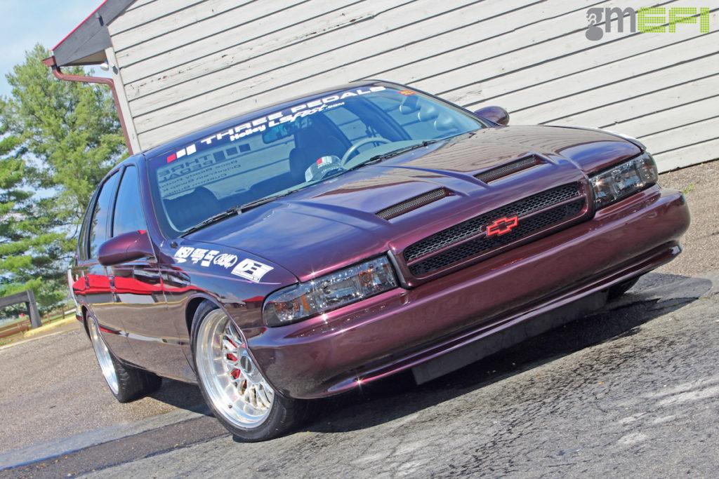 Car Feature: New Age LT1 Impala | AutoCentric Media