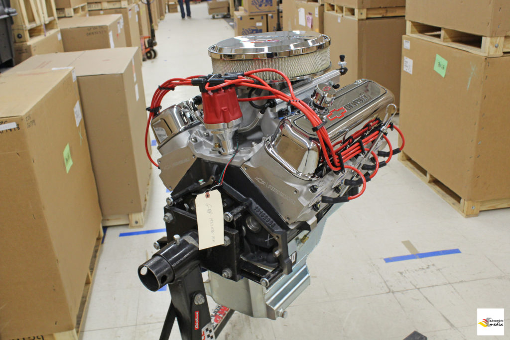 Pace Performance Pairs a PRO-FLO4 EFI System to a 502 Cubic