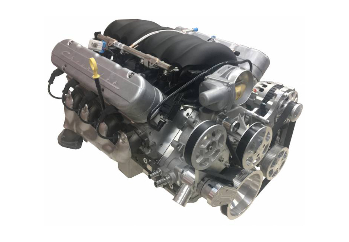 Pace Performance Announces Primed and Prepped LS3 525HP