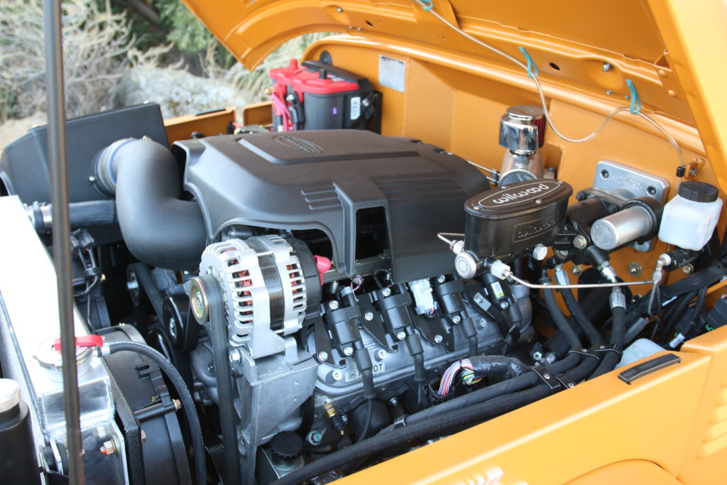 ICON FJ Roadster Engine IMG_0101