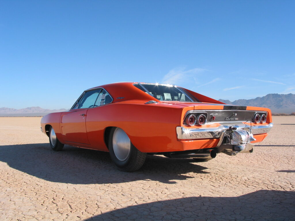 Jimmy Shine 1968 Charger